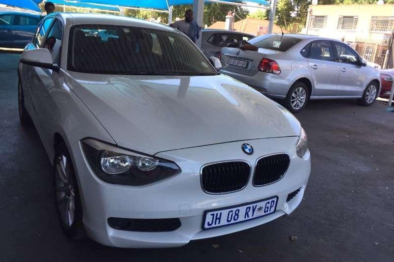 BMW 1 Series 116i 5 door Urban auto 2013