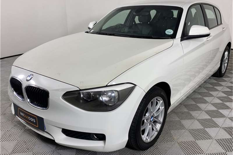 2013 BMW 1 Series 116i 5-door Urban auto