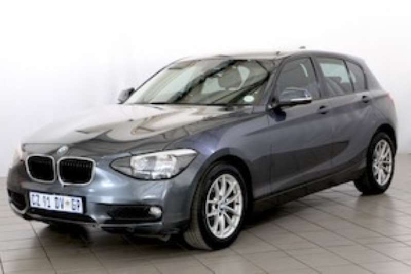 BMW 1 Series 116i 5DR A/T (F20) 2014