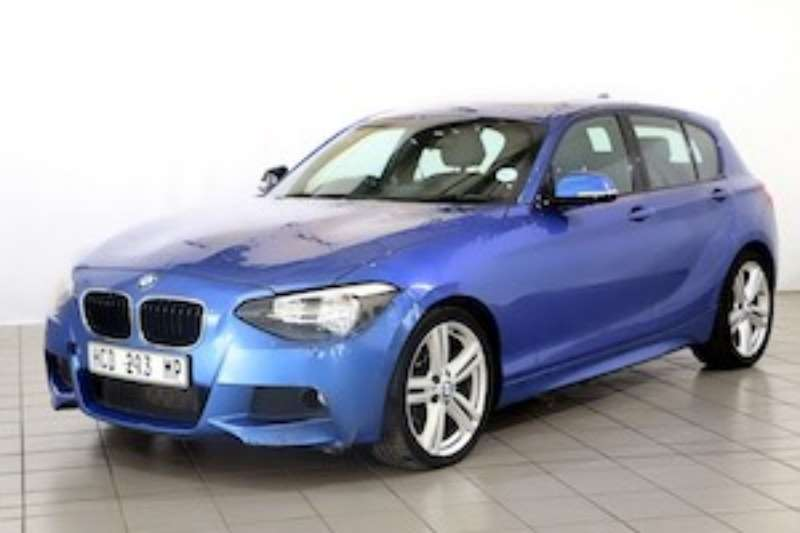 BMW 1 Series 116i M SPORT LINE 5DR (F20) 2013