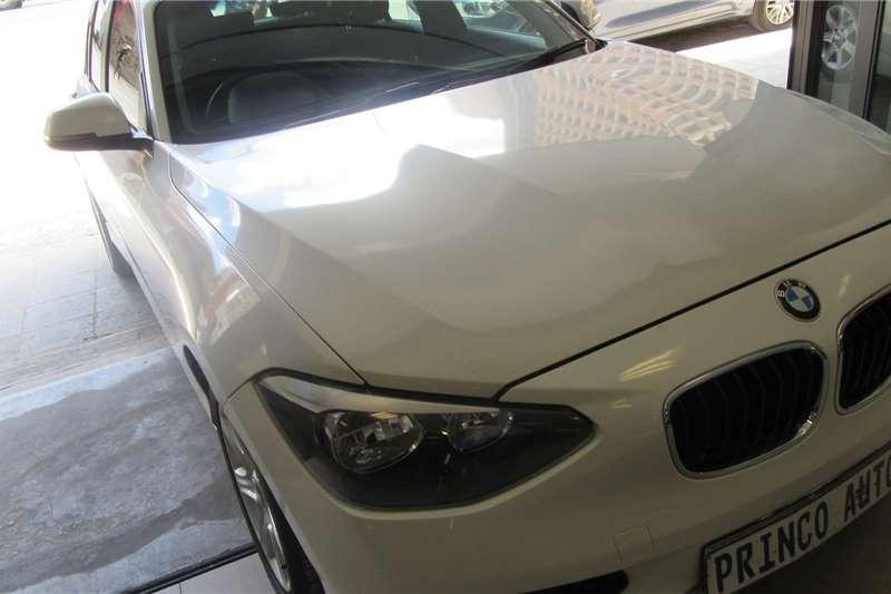 BMW 1 Series 118i 2012