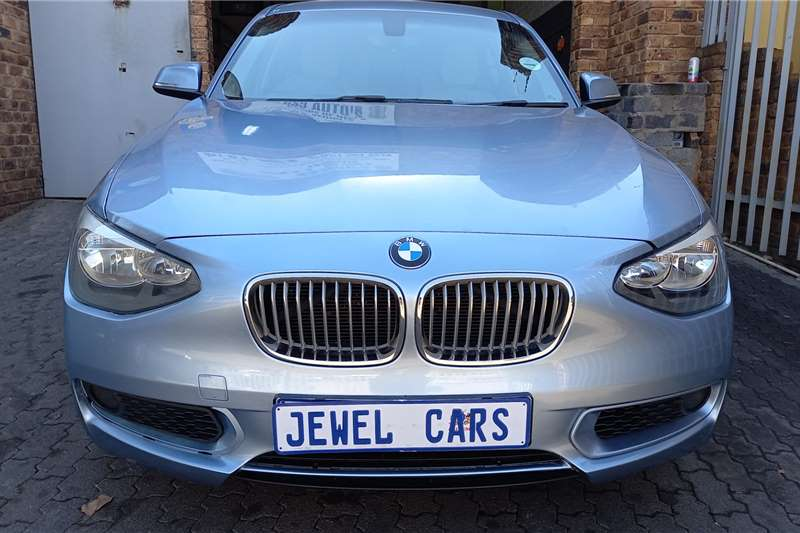 Used 2012 BMW 1 Series