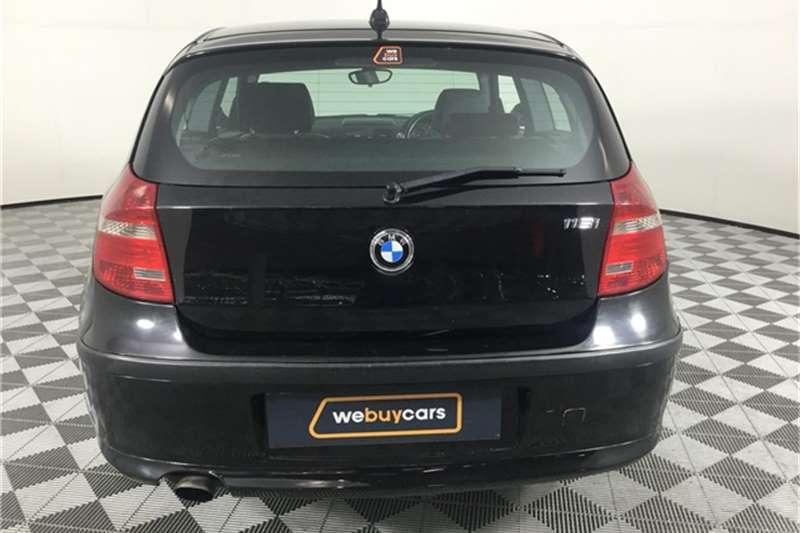 BMW 1 Series 118i 3-door 2007