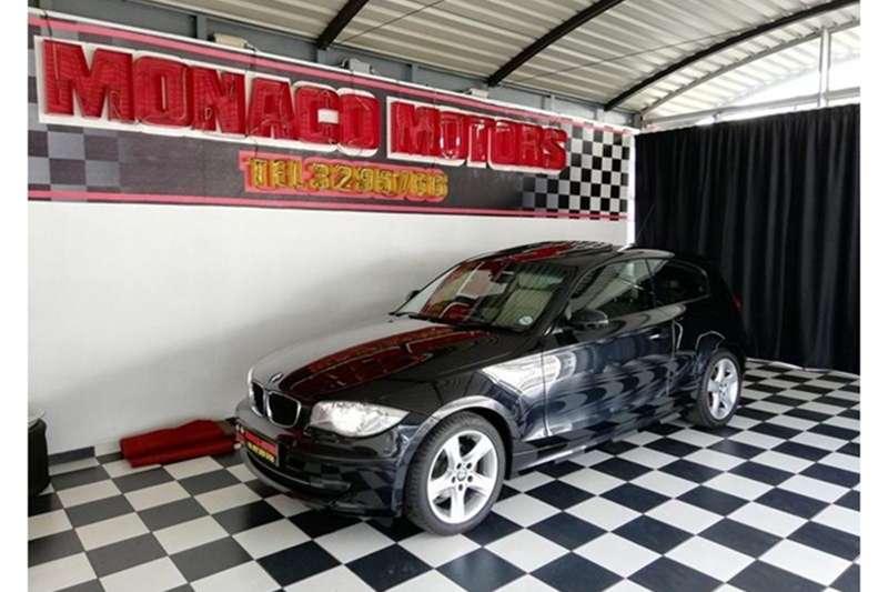 BMW 1 Series 118i 3 Door 2008