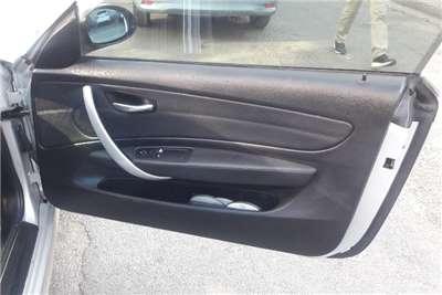 BMW 1 Series 118i 3 door 2009