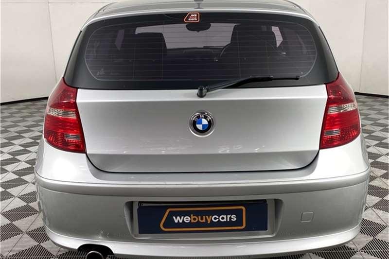 2009 BMW 1 Series 118i 3-door