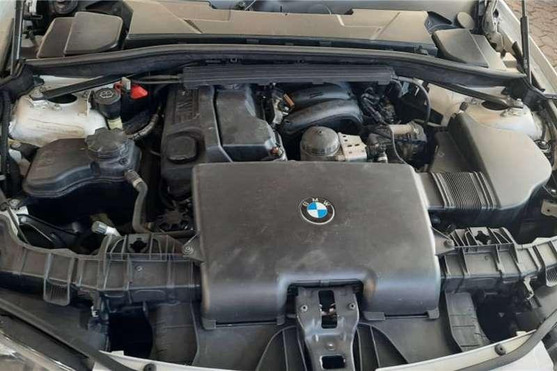 BMW 1 Series 118i 3 door auto 2008