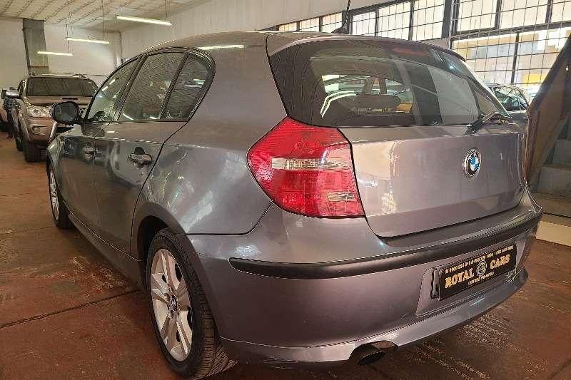 Used 2010 BMW 1 Series 118i 3 door auto