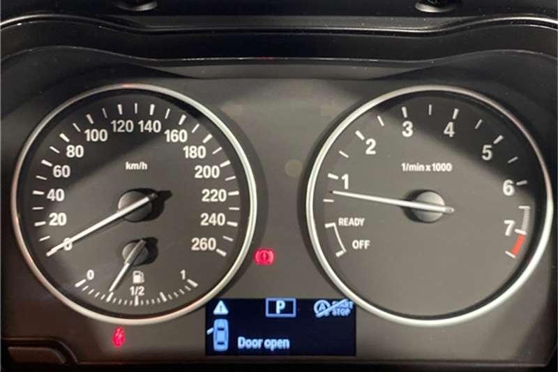 2013 BMW 1 Series 118i 3-door auto