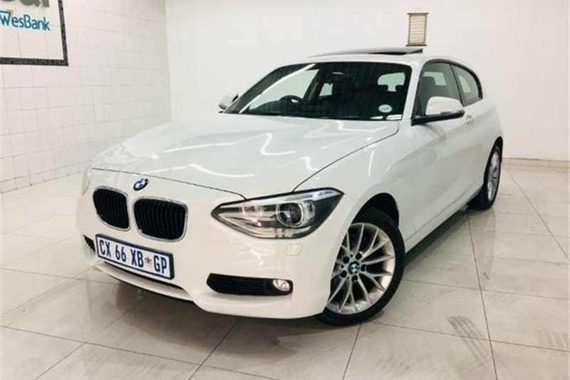 BMW 1 Series 118i 3 Door Auto 2014