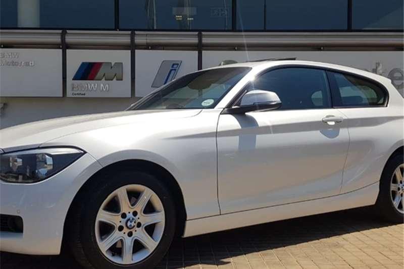 BMW 1 Series 118i 3-door auto 2015