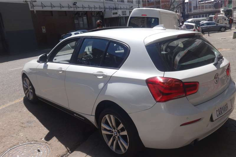 BMW 1 Series 118i 3 door auto 2017