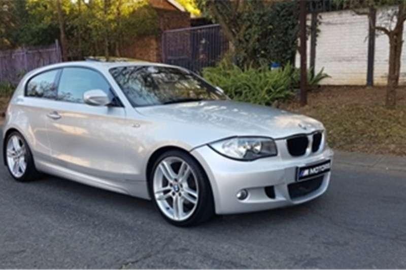 BMW 1 Series 118i 3 door M Sport 2010
