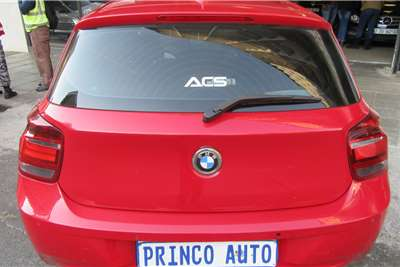 BMW 1 Series 118i 3 door M Sport 2015