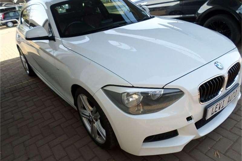 Used 2014 BMW 1 Series 118i 3 door M Sport auto