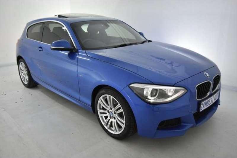 BMW 1 Series 118i 3 door M Sport auto 2015