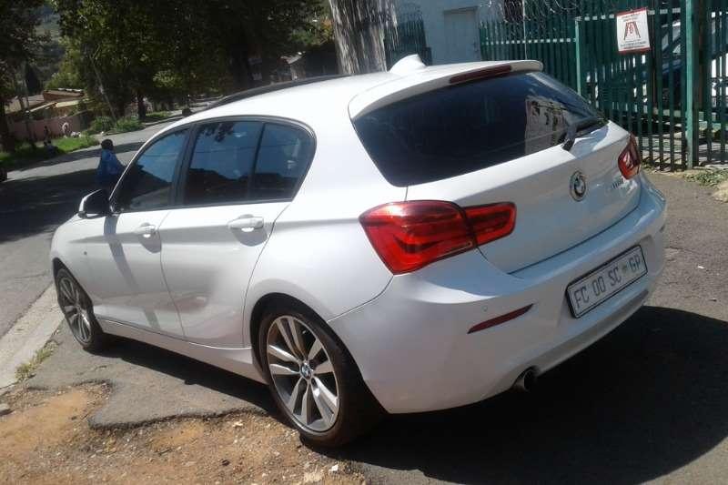 BMW 1 Series 118i 3-door M Sport auto 2016