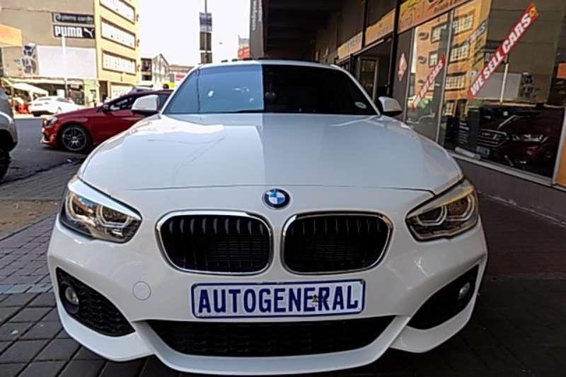 BMW 1 Series 118i 3 door M Sport auto 2016