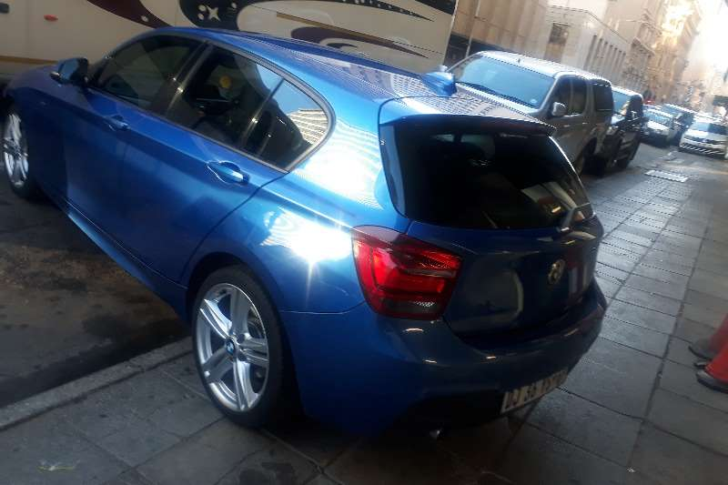 BMW 1 Series 118i 3 door M Sport steptronic 2014