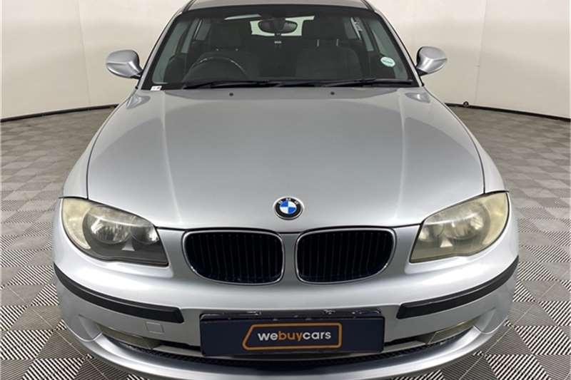 Used 2010 BMW 1 Series 118i 3 door steptronic
