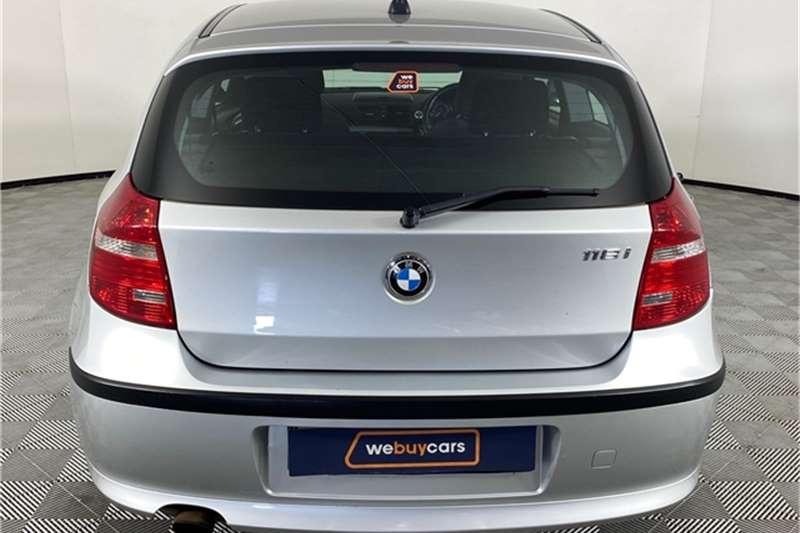 2010 BMW 1 Series 118i 3-door steptronic