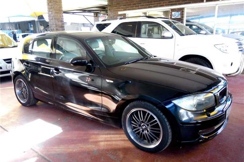 BMW 1 Series 118i 5 door 2006