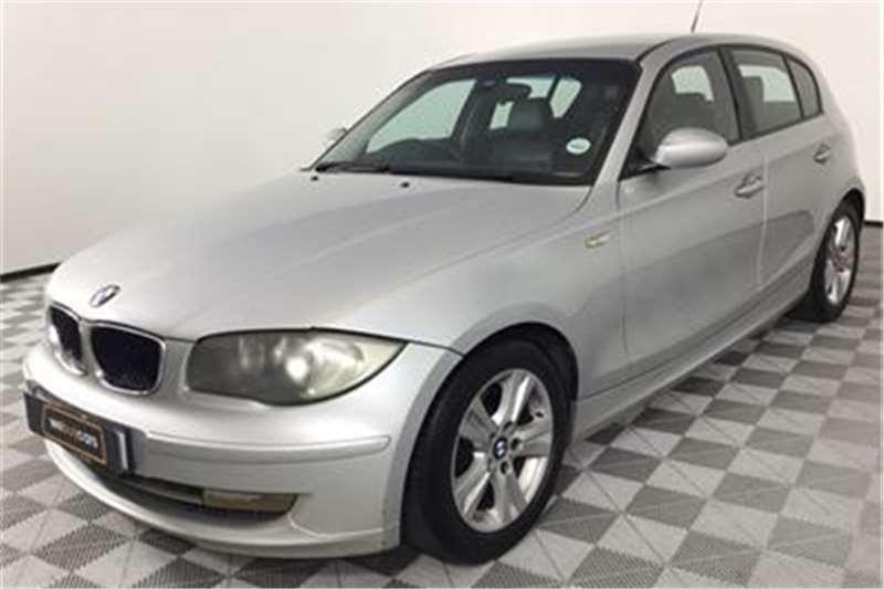 BMW 1 Series 118i 5-door 2007