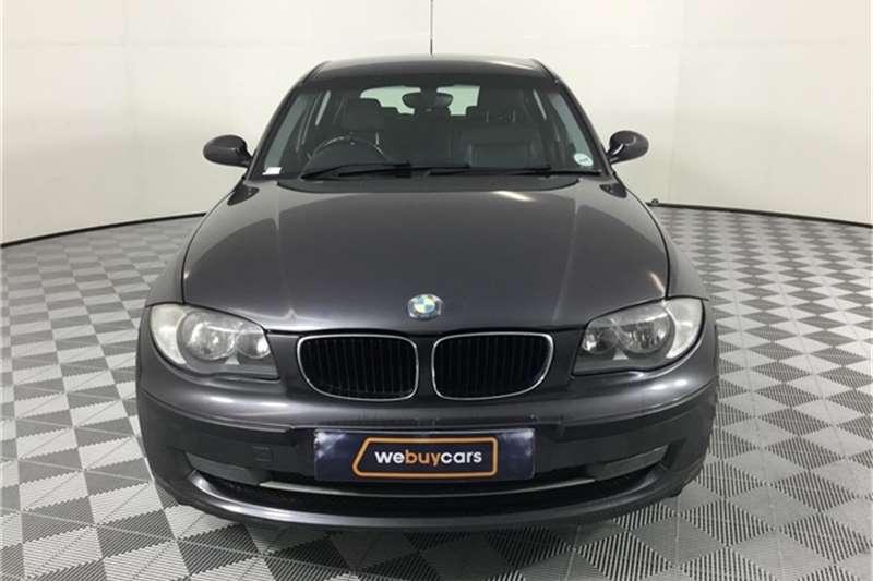 BMW 1 Series 118i 5-door 2008