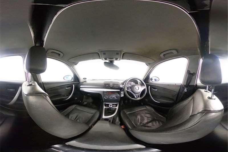 2008 BMW 1 Series 118i 5-door