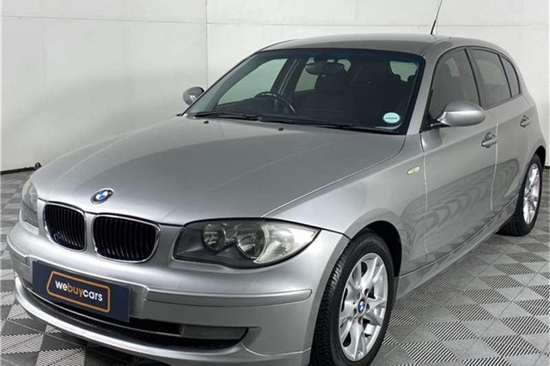 Used 2008 BMW 1 Series 118i 5 door