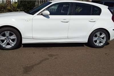 2009 BMW 1 Series 118i 5-door