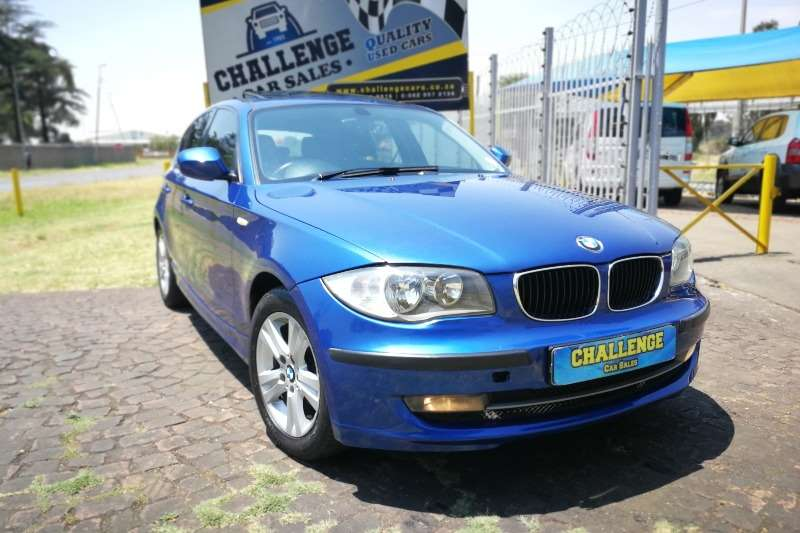 BMW 1 Series 118i 5 door 2010