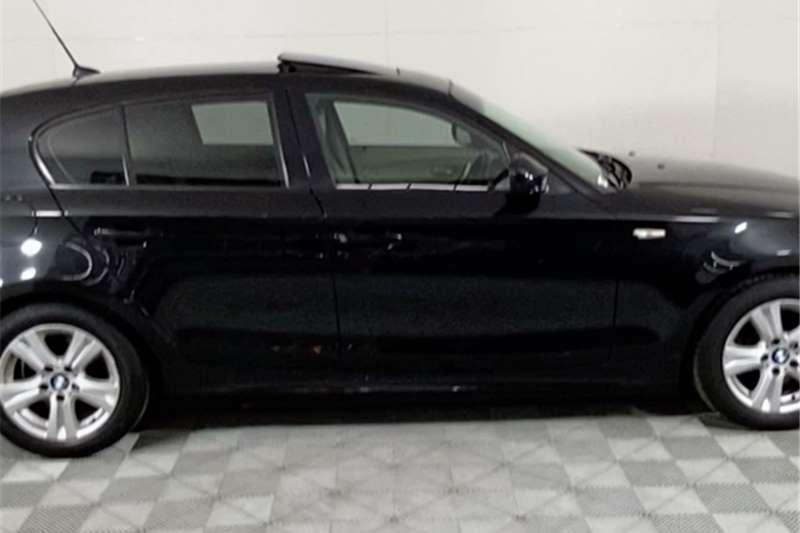 2010 BMW 1 Series 118i 5-door