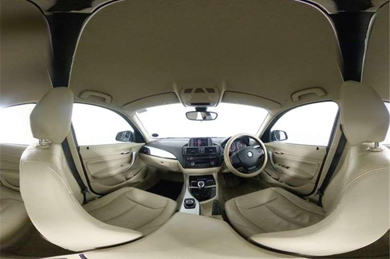 2011 BMW 1 Series 118i 5-door