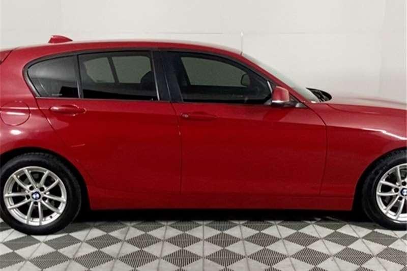 Used 2012 BMW 1 Series 118i 5 door