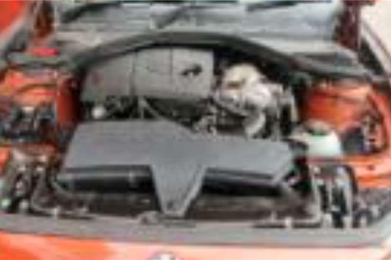 BMW 1 Series 118i 5 door 2013