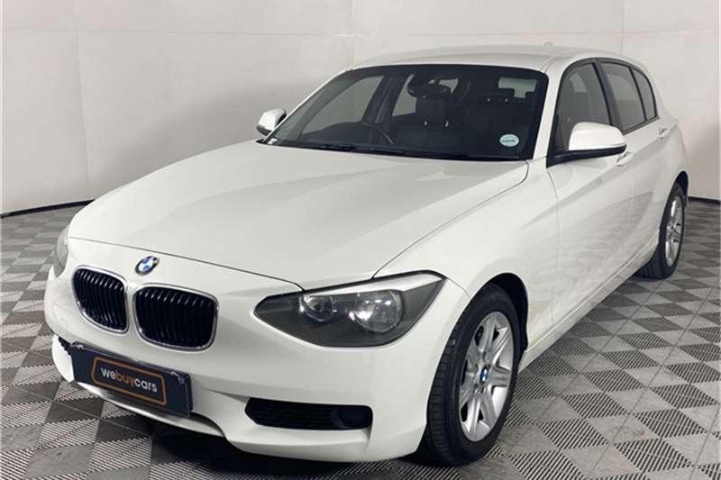 Used 2013 BMW 1 Series 118i 5 door