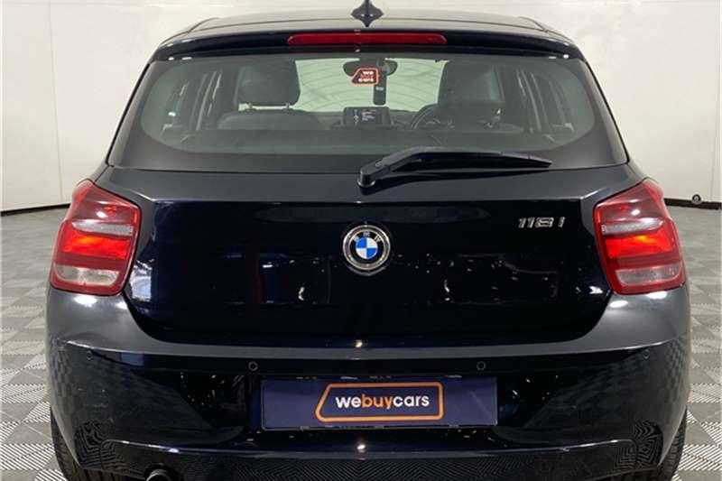 2014 BMW 1 Series 118i 5-door
