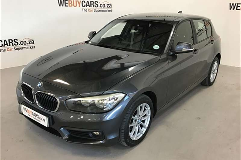 BMW 1 Series 118i 5 door 2016