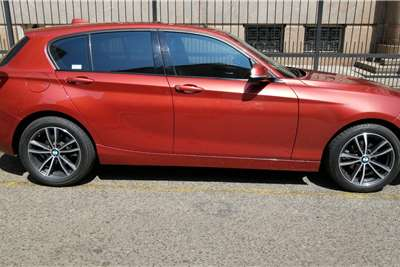 BMW 1 Series 118i 5 door 2018