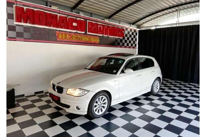 BMW 1 Series 118i 5 Door Auto 2007
