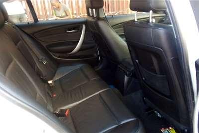 BMW 1 Series 118i 5 door auto 2008