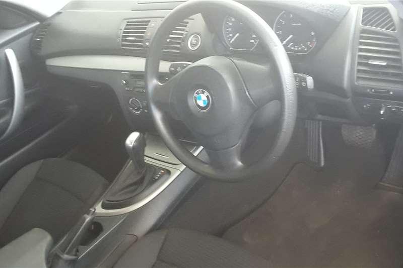 2010 BMW 1 Series 118i 5-door auto