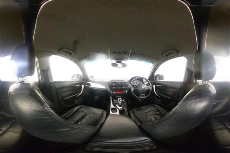 2012 BMW 1 Series 118i 5-door auto