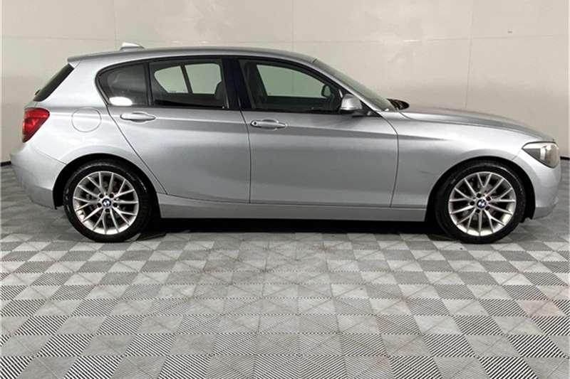 Used 2012 BMW 1 Series 118i 5 door auto