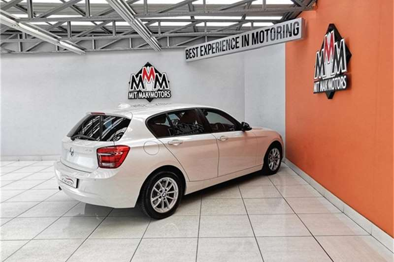 Used 2013 BMW 1 Series 118i 5 door auto
