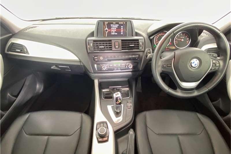 2013 BMW 1 Series 118i 5-door auto
