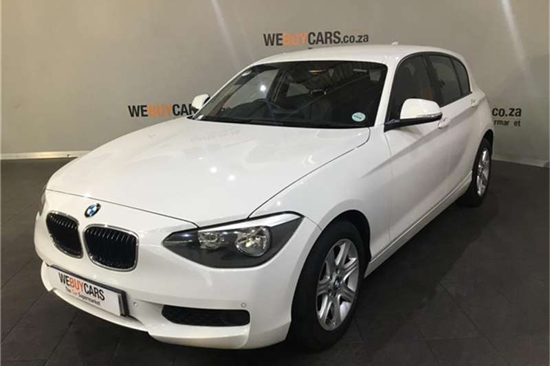 BMW 1 Series 118i 5-door auto 2014