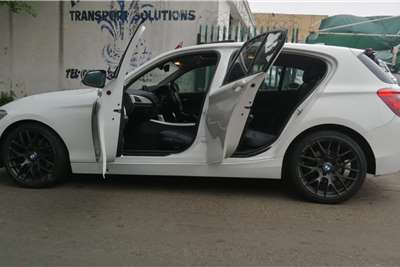 Used 2014 BMW 1 Series 118i 5 door auto