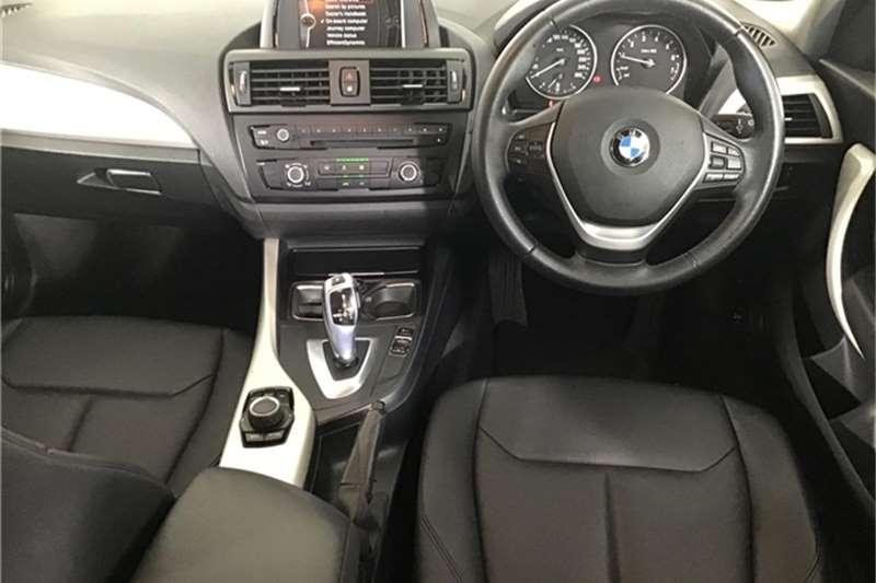 BMW 1 Series 118i 5-door auto 2014